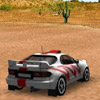playing 3D Rally Racing game