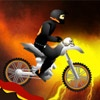 playing Hell Riders game