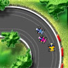 playing Micro Racers game