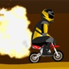 playing Mini Dirt Bike game
