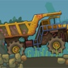 playing Mining Truck game