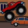 playing Monster Truck Curfew game