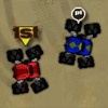playing Monster Truck Racing game